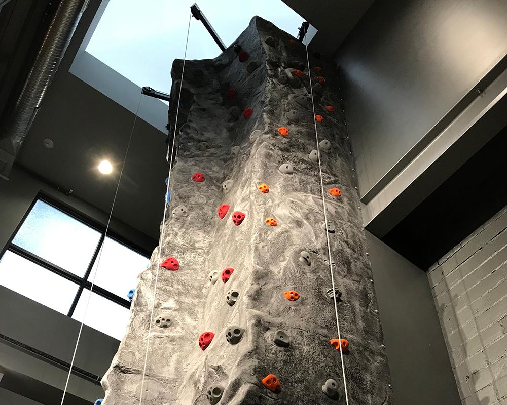 Paddle & Climb Indoor Rock Wall