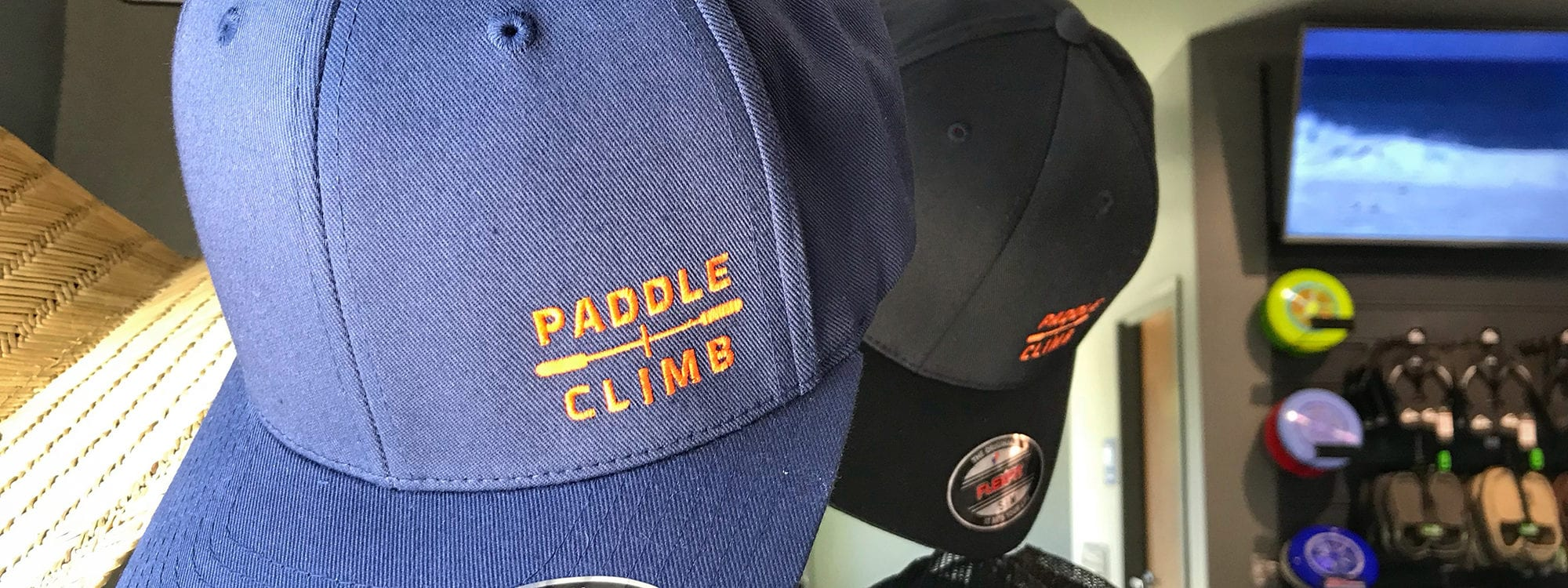 Paddle and Climb Hats Sales
