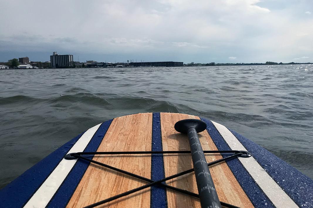 Paddle and Climb Paddle 64