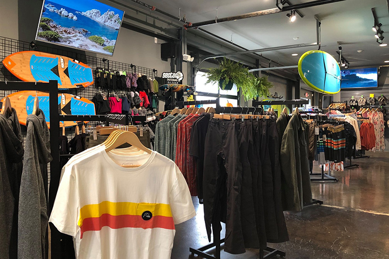 Paddle and Climb Retail