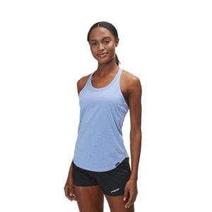 Patagonia Capiline Cool Trail Tank Violet