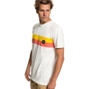 Quiksilver Season Stripe Pocket Tee