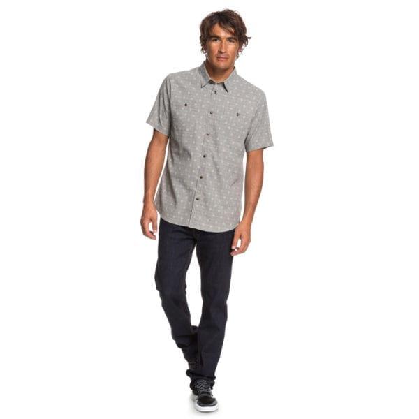 Quiksilver Waterman Collection Wake Manoa Rain Front